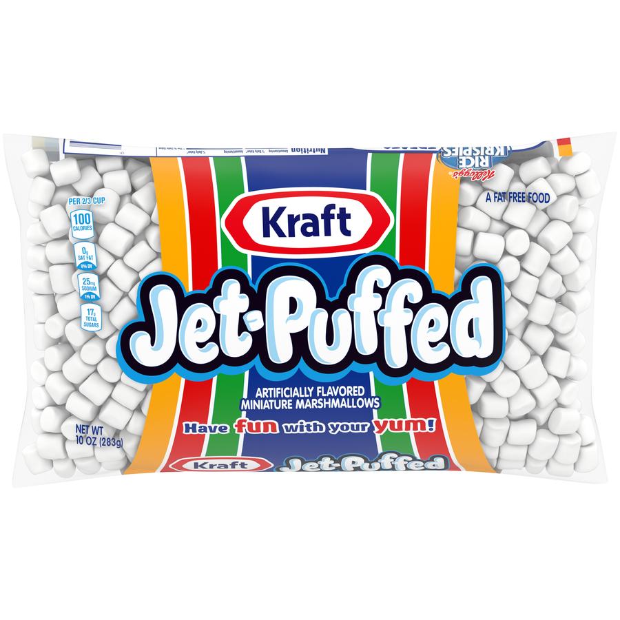 Jet-Puffed Miniature Marshmallows 10OZ 24-Pack