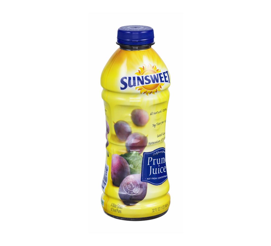 Sunsweet Prune Juice 32OZ 12-Pack
