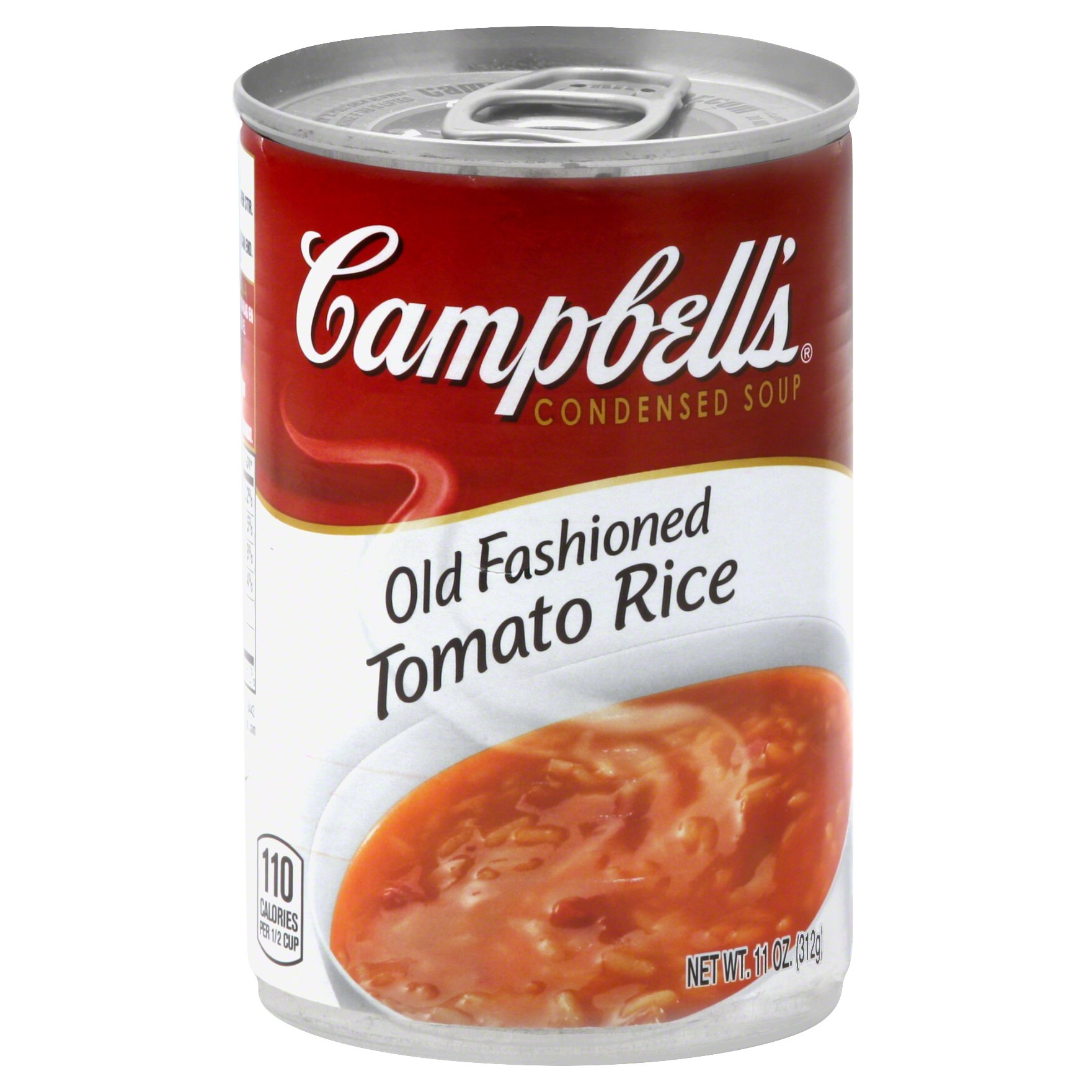 Campbells Old Fashioned Tomato Rice 11OZ 12-Pack