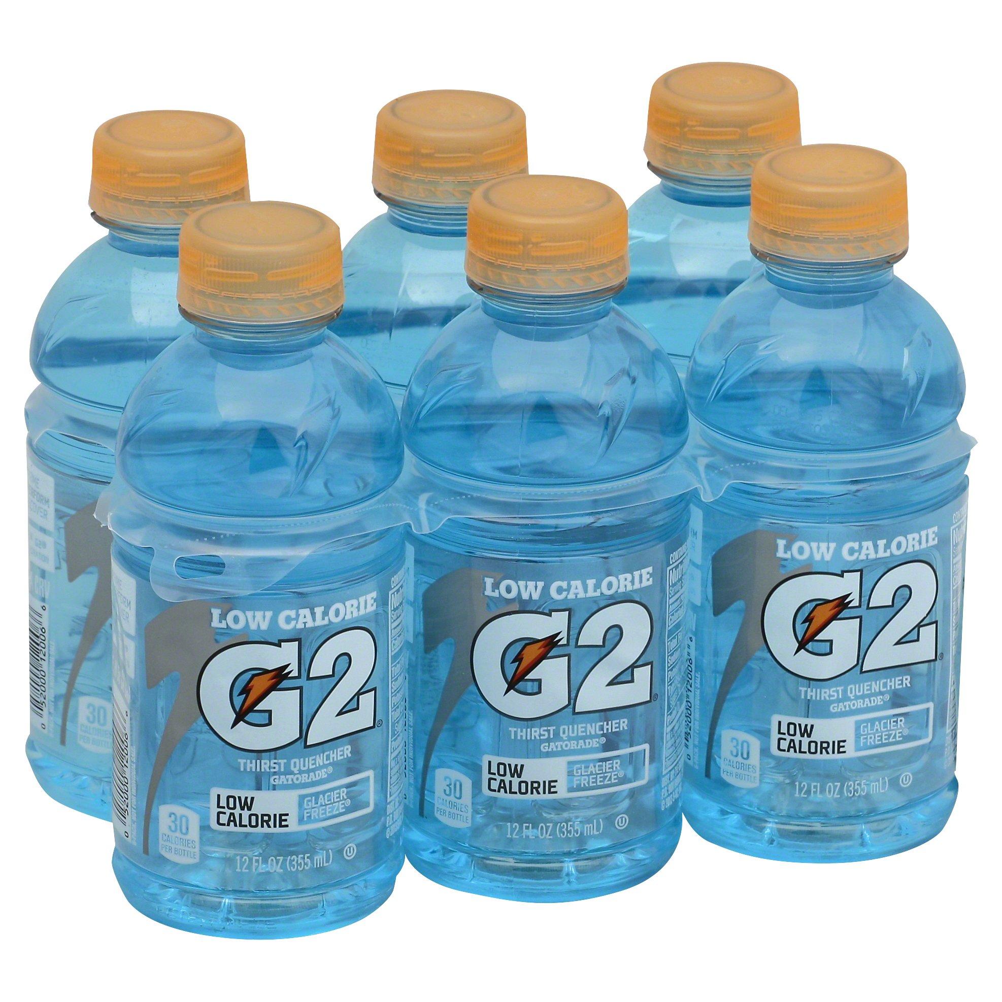 Gatorade G Series 02 Perform Thirst Quencher 72OZ 4-Pack