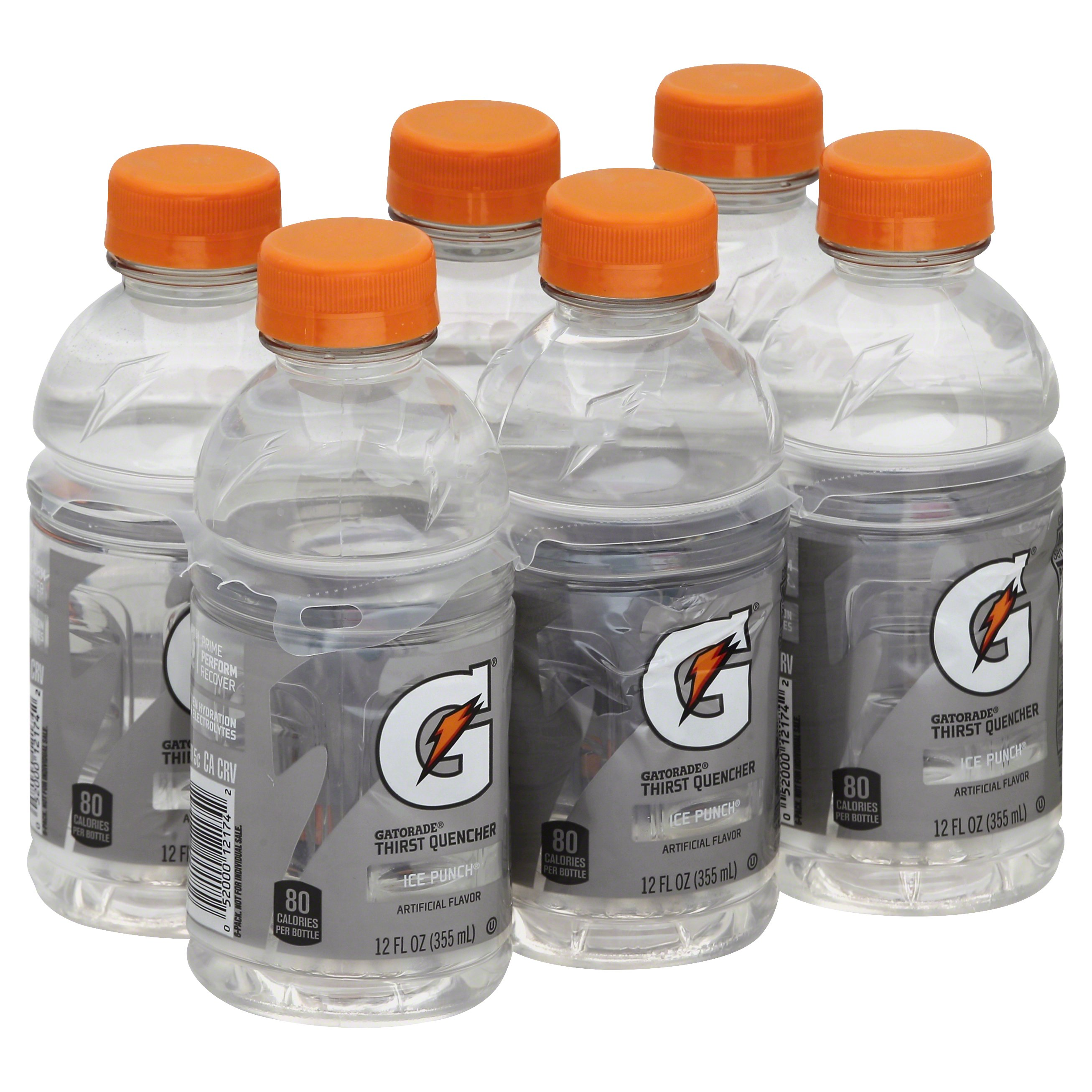 Gatorade Perform 02 Ice Punch Sports Drink 72OZ 4-Pack