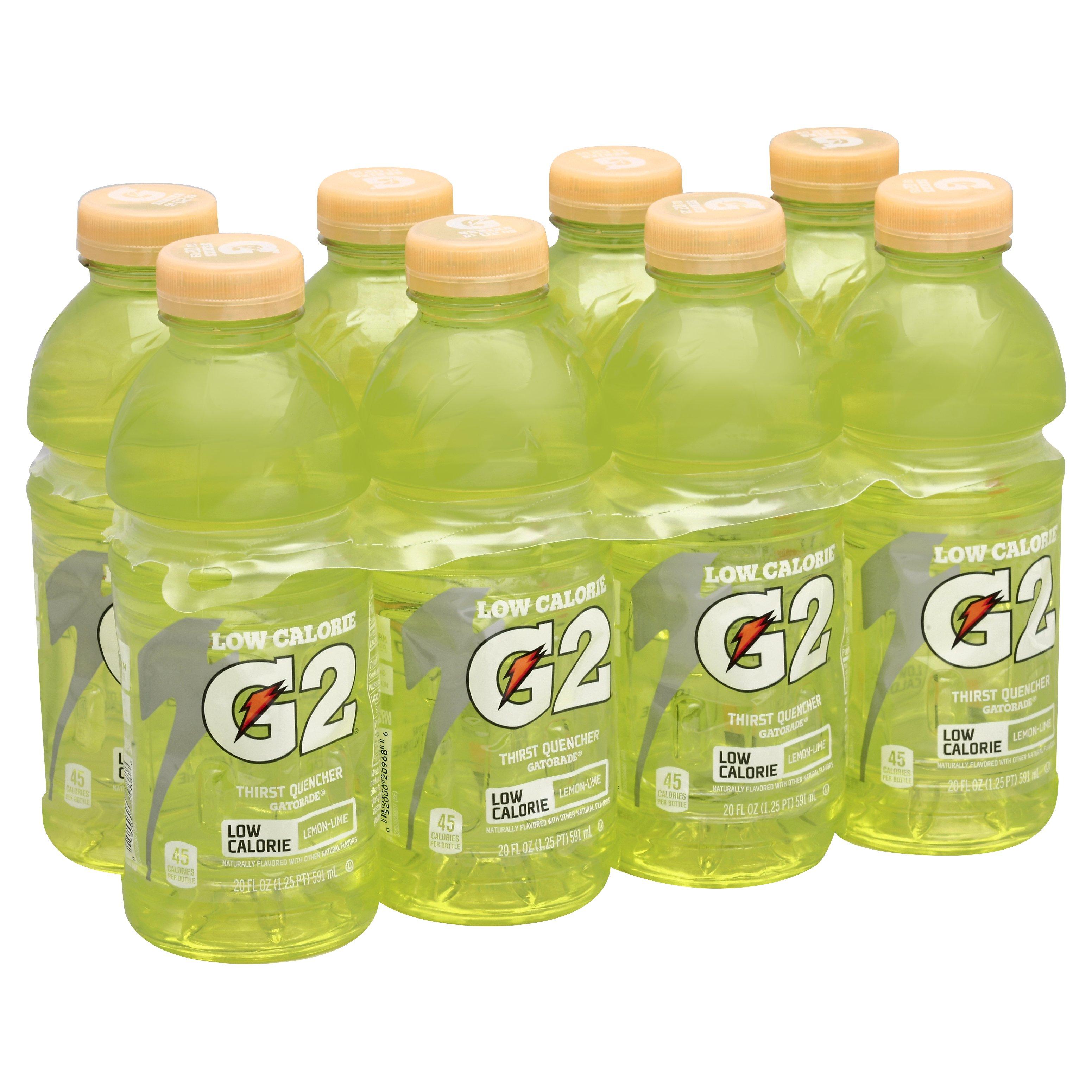 Gatorade Perform 02 Lemon-Lime Sports Drink 160OZ 3-Pack