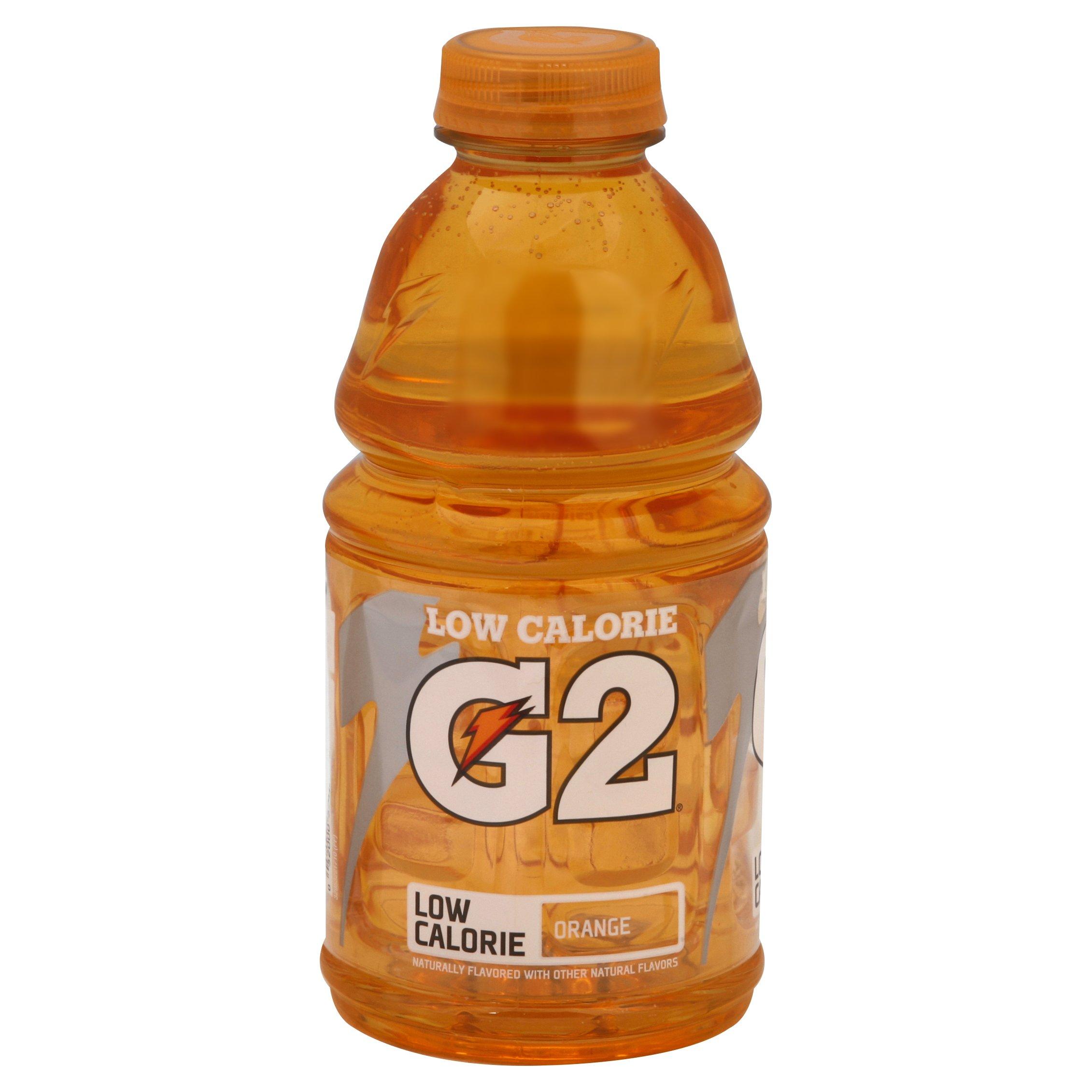 Gatorade Orange Low Calorie Sports Drink 32OZ 12-Pack