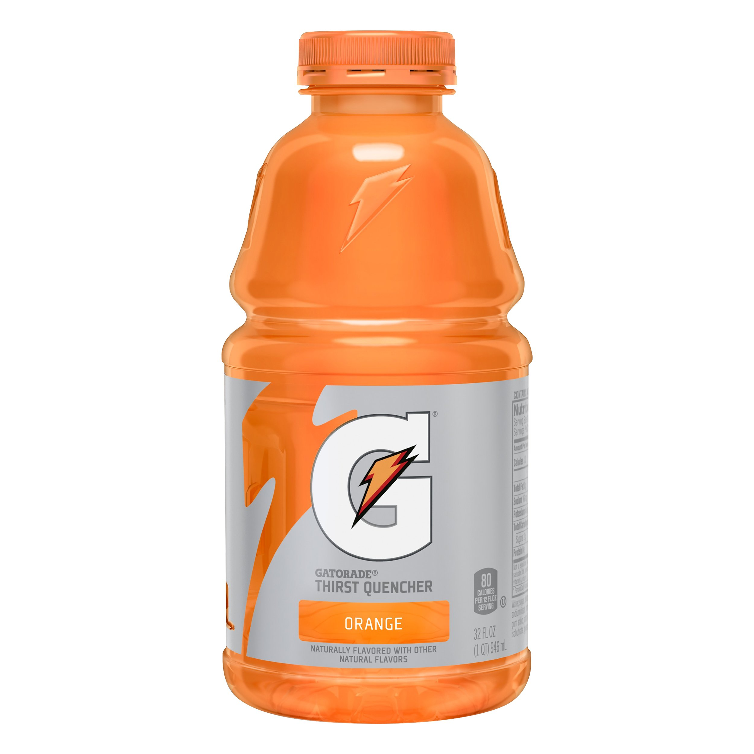 Gatorade Orange Sports Drink 32.0 OZ 12-Pack
