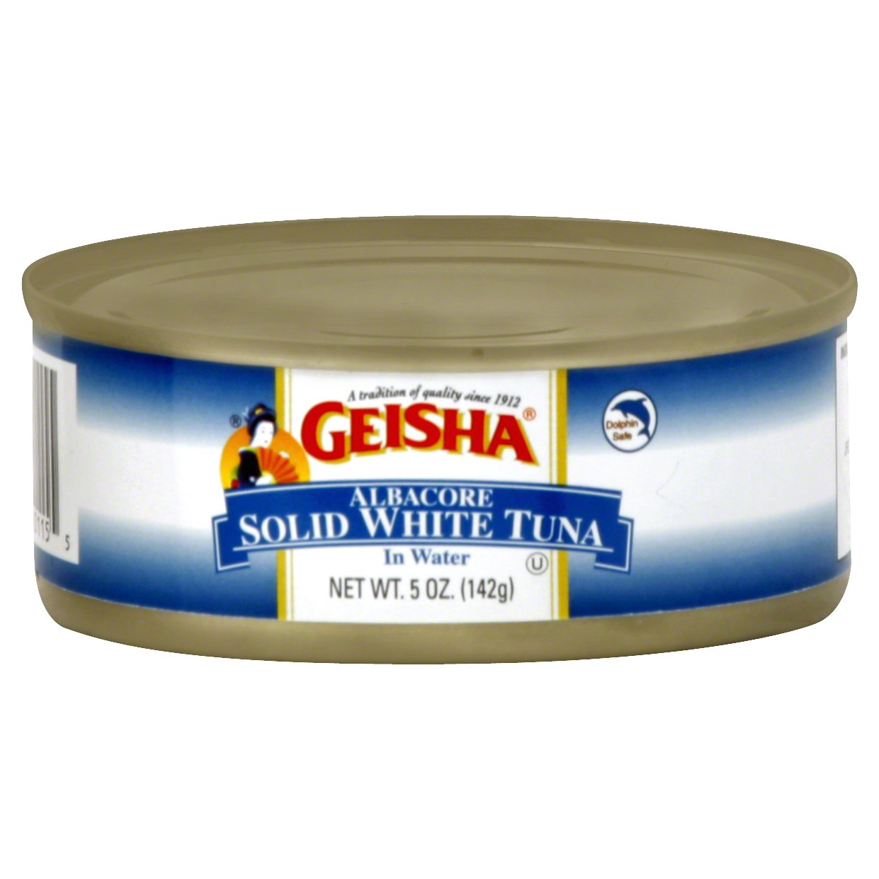 Geisha Albacore Solid White Tuna 5.0 OZ 24-Pack