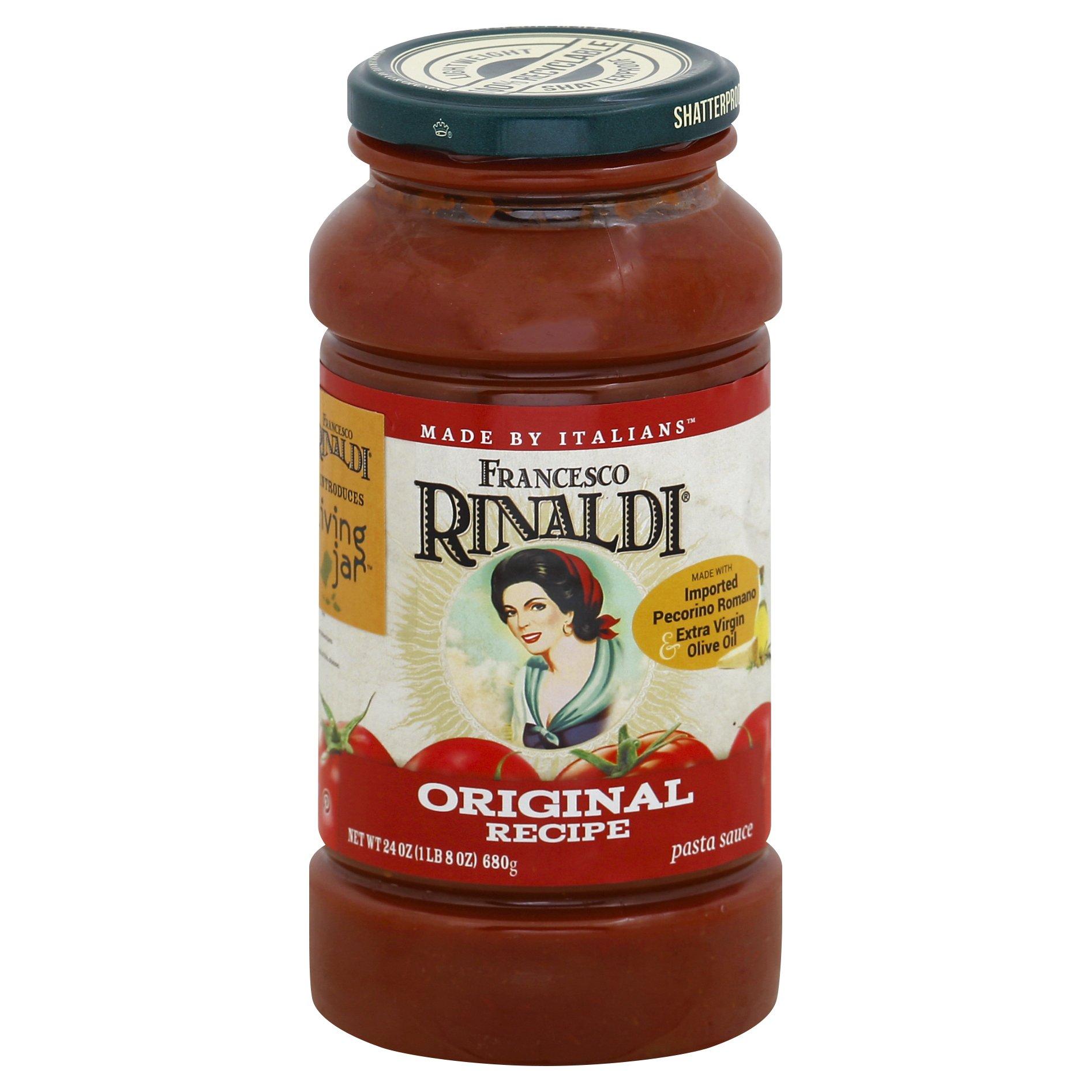 Francesco Rinal Original Recipe Pasta Sauce 24OZ 12-Pack