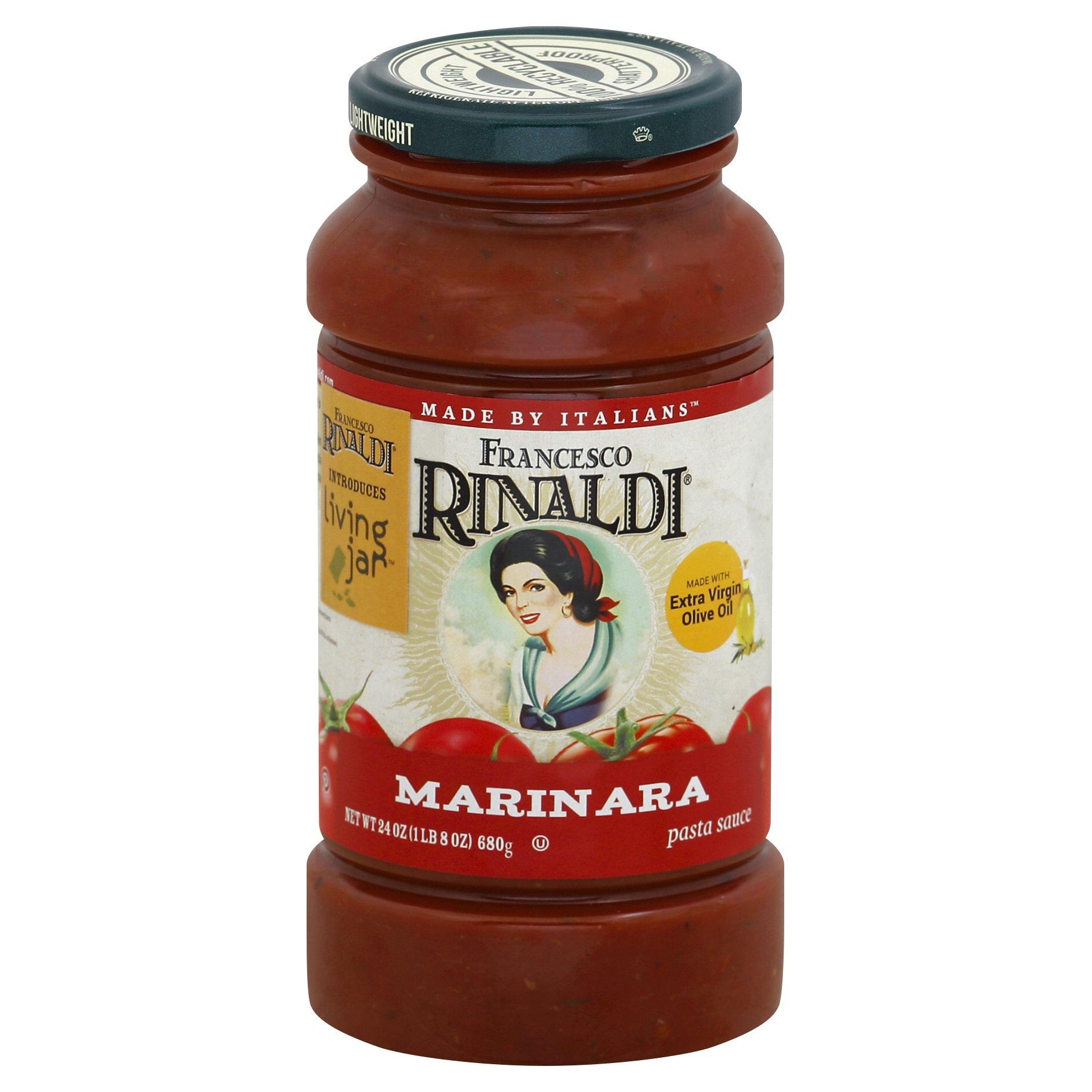 Francesco Rinal Marinara Pasta Sauce 24OZ 12-Pack