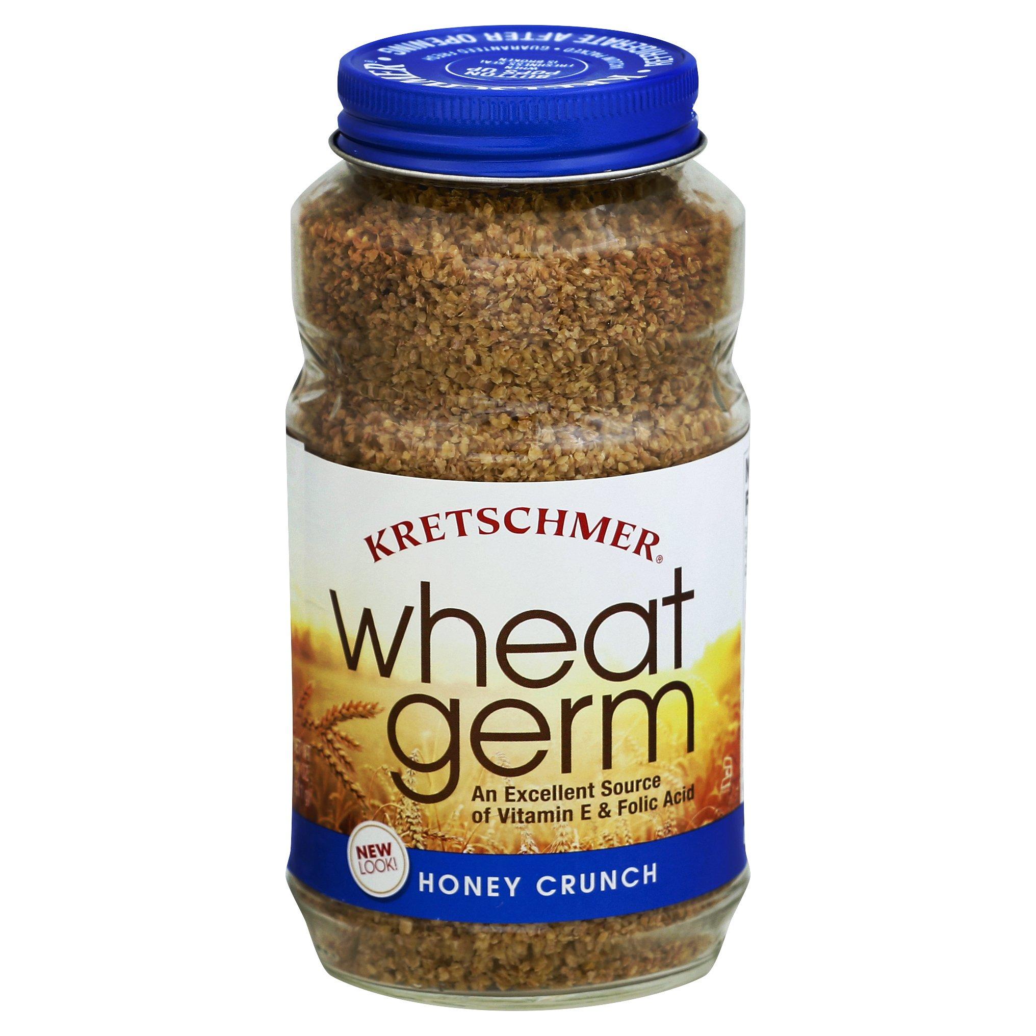 Kretschmer Honey Crunch Wheat Germ 11.0 OZ 12-Pack